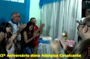 82º Aniversário de dona Adlagisa Cavalcante