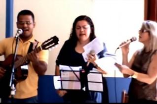 Missa Paróquia Nossa Senhora da Conceição Aparecida – Padre Marcelo Monte – Parte 01