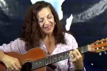 Cantora Nilza Mendes
