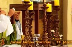 Missa Paróquia Nossa Senhora da Conceição Aparecida com Padre Valdezio