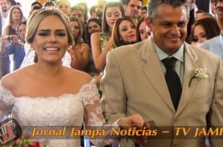 Banda Beleza Pura anima festa de casamento de Dayana e Igor em Bananeiras