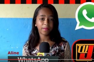 Aline (whatsapp): Homenagens as formandas da FASER curso Cosmética e Estética