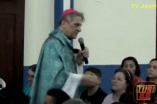 """Missa com Dom Aldo Di Cillo Pagotto – Santa Missa Aparecida – """"completo"""""""