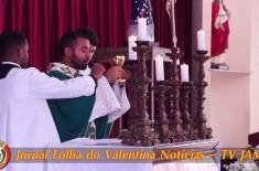 Missa Paróquia Nossa Senhora da Conceição Aparecida Valentina Figueiredo com Padre Marcelo Monte