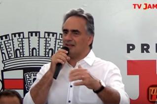 "USF Vereador Josauro Paulo Neto – ""Integrada Valentina: Prefeito Luciano Cartaxo "" – TV JAMPA 09"