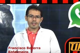 Francisco Bezerra (whatsapp): Homenagens as formandas da FASER curso Cosmética e Estética