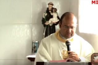 Missa Milícia da Imaculada – Casa de Maria com Frei Givaldo Silva OFM Conv
