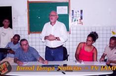 Vereador Marcos Henriques dar seus primeiros passos no Valentina e convida lideranças do bairro para discutirem sobre ações sociais
