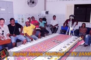 Reportagem Reunião convocado com Marcos Henriques e Lideranças Comunitárias do Valentina Figueiredo.