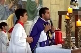 Missa Paróquia Nossa Senhora da Conceição Aparecida com Padre Marcelo Monte