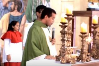 """Missa Paróquia Nossa Senhora da Conceição Aparecida – Padre Marcelo – """"completo"""""""