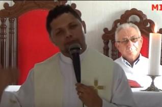 "Missa Milícia da Imaculada com Padre Valdézio – MIJP / TV JAMPA"""