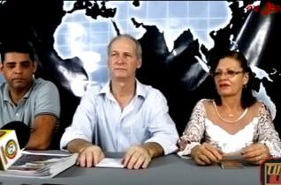 Entrevista com a Diretora Geral do CPDAC Professora Ana Lígia e o Professor Jean Carlos