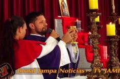 Missa Paróquia Nossa Senhora da Conceição Aparecida – Com Padre Valdézio Nascimento