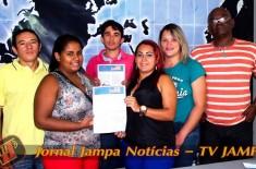 Entrevista com os Alunos do Jornal DJP (Domingo José da Paixão)