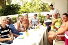 RADIO JAMPA na sua festa: Encontro com os familiares – almoço