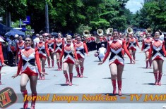 Desfile Cívico Valentina Figueiredo 2016