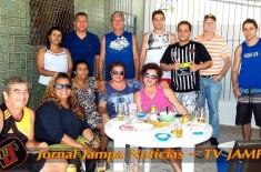 Radio Jampa na sua festa:  Comemoração na residencia Robson após desfile cívico Valentina Figueiredo