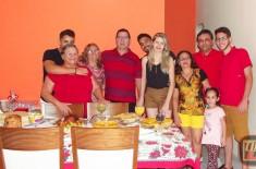 RADIO JAMPA na sua festa:: Natal na casa dos nossos amigos Geane e Carlison