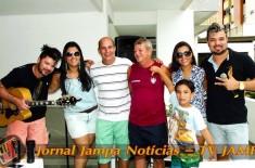 Radio Jampa na sua festa: Aniversário Kelton Falcão com a participação musical Pegada Sertaneja com Ewerton & Mário