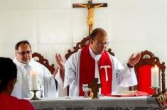 Missa Milícia da Imaculada – Casa de Maria – Frei Givaldo Silva e Frei Fernando OFMConv