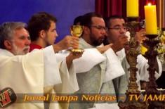 01 a12 de Outubro – Paróquia Nossa Senhora da Conceição Aparecida – 6° dia Padre André Percival e Padre Marcelo Monte. httptvjampa.com