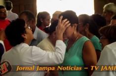 Missa de cinzas Paróquia Nossa Senhora da Conceição Aparecid