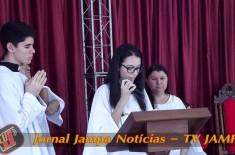 Missa Paróquia Nossa Senhora da Conceição Aparecida com Padre Valdézio Nascimento