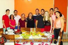 Radio Jampa na sua festa:  Natal Carlison e Geane -