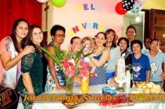 Radio Jampa na sua festa: Feliz Aniversário! Shayene Vieira -Milícia da Imaculada – Casa de Maria