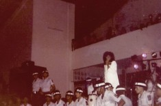 Cantora Simone – Clube Astréa  Março 1980 – 36 ANOS