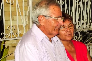 40° Aniversário de matrimônio de Lurdes e Alcides
