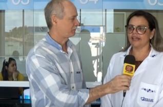 Entrevista com Cláudia, Coordenadora de Saúde da Clinica da Faculdade Nova Esperança