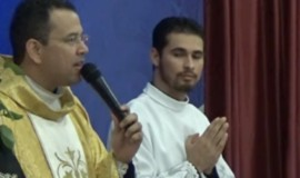 "Festa de Aparecida 2016 – Valentina Figueiredo ""Pe Fabio Galdino e Pe Marcelo Monte – 02"