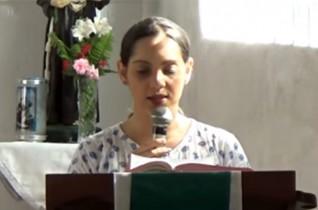 Missa Milícia da Imaculada João Pessoa – Frei Fernando OFM Conv – Parte 01
