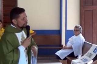 Missa Paróquia Nossa Senhora da Conceição Aparecida com Padre Valdezio – 07/08/2016