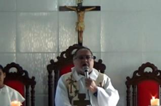 Missa Milícia da Imaculada com Frei Fernando OFM Conv