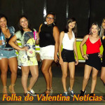 Bloco Peruas do Valentina - Folha do Valentina - TV JAMPA -