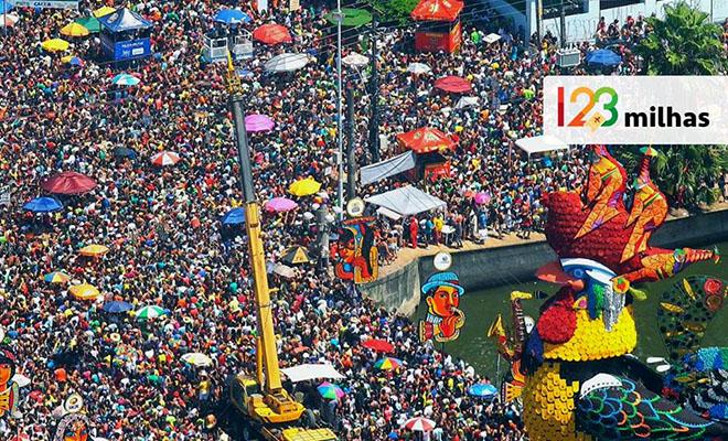 Carnaval de Recife - 123 Milhas