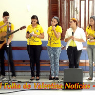 Missa Aparecida Padre Marcelo - TV Jampa - Folha do Valentina (11)