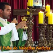Missa Aparecida Padre Marcelo - TV Jampa - Folha do Valentina (19)