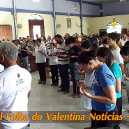 Missa Aparecida Padre Marcelo - TV Jampa - Folha do Valentina (22)
