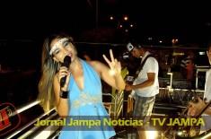 Raiany Stefanny leva o público a loucura no Bloco das Peruas do Valentina – cobertura total Portal oficial Folha do Valentina Notícias – TV JAMPA