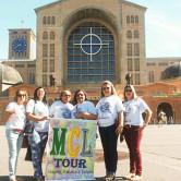 Viagem para Aparecida com a MCL Turismo