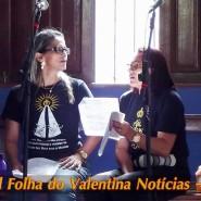 Missa de cinzas com Padre Valdézio Nascimento - 45 - tv jampa - portal folha do valentina