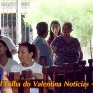 Missa de cinzas com Padre Valdézio Nascimento - 44 - tv jampa - portal folha do valentina