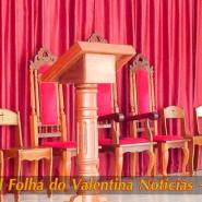 Missa de cinzas com Padre Valdézio Nascimento - 42 - tv jampa - portal folha do valentina