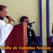 Missa de cinzas com Padre Valdézio Nascimento - 41 - tv jampa - portal folha do valentina