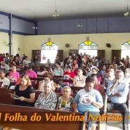 Missa de cinzas com Padre Valdézio Nascimento - 40 - tv jampa - portal folha do valentina