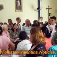 Missa de cinzas com Padre Valdézio Nascimento - 39 - tv jampa - portal folha do valentina
